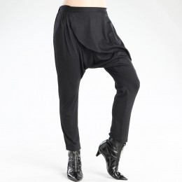 Stretch Saruel Pants