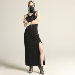 Slit Maxi Long Dress