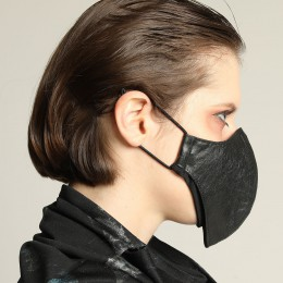 Japanese Leather coating Air Face  / M