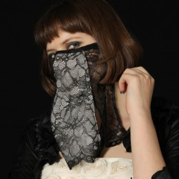 Lace Veil MASK WEAR