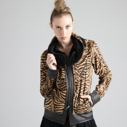 Tribal Tiger Blouson