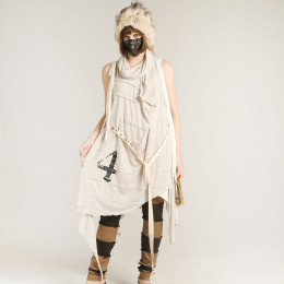Bandage long tunic