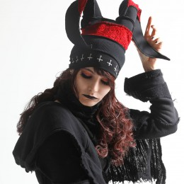 Devil's Joker Hat / L