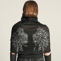 Angel Wings Long Neck Armor