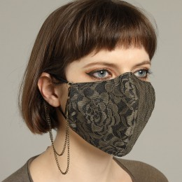 Victorian Lace MASK WEAR / M