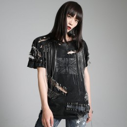 Slash safety pin chain TOPS