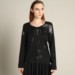 One Wing Angel Long-sleeved T-SH