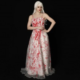 Blood slender wedding dresses