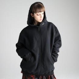 Angel's wing Hood Parka
