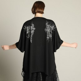 Devil's Wings sleeve TOPS