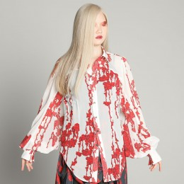 Bloody Rose Blouse