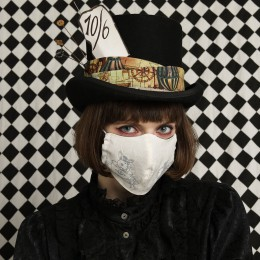 Mr.RABBIT & POCKET WATCH MASK WEAR / M