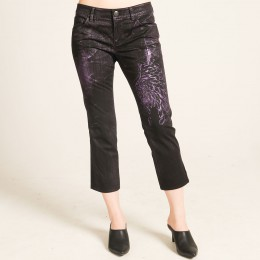 Angel's wing Cropped pants
