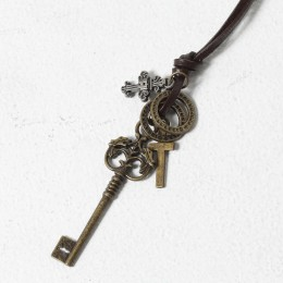 Crosskey Necklace