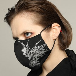 Devil Wings  Mask Wear / M