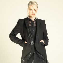 Short Swallowtail Jacket
