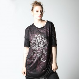 Crash  Lotus dolman T-SH