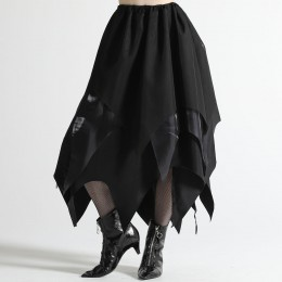 Bat Layered skirt