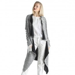Monotone 2way Cardigan