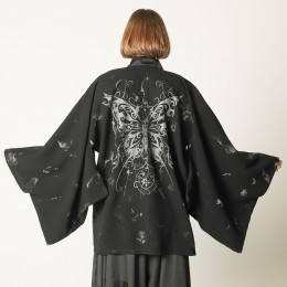 Butterfly crush yukata