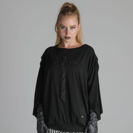 Cross wing sleeve TOPS