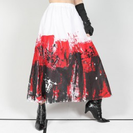 Bloody passion skirt