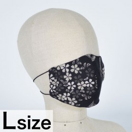 Black Cherry  MASK WEAR / L