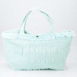 Shallows blue bag