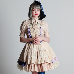 BlueBloodyRose dress
