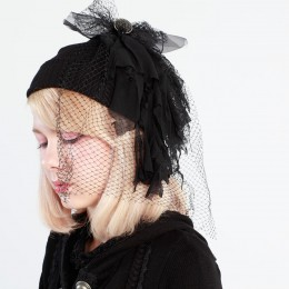 Ribbon Knit Cap