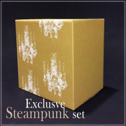 Exclusive steampunk set