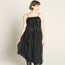 Tulle gothic dress